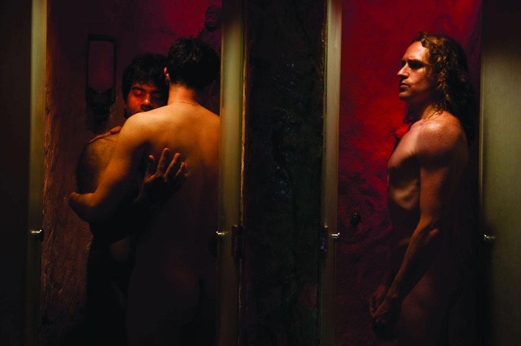 from Cain hammam sauna gay paris