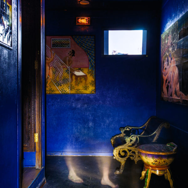 couloir du cruising © Panayis Chrysovergis