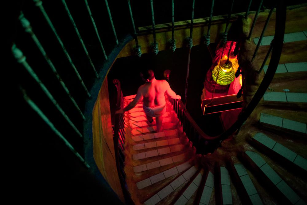 Sauna gay paris four