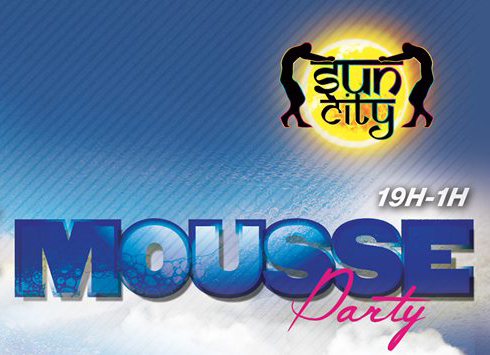 Sun Foam Party