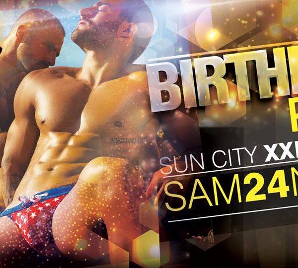 XXL SUN BDAY