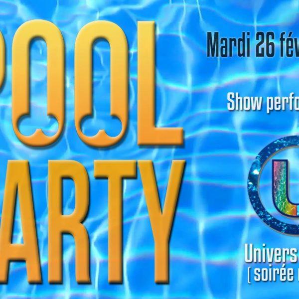 ◣ POOL PARTY ◥ Univers Jeunes (spéciale vacances d'hiver)